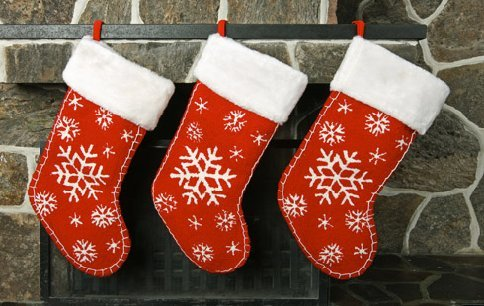 being festive and crafty around christmas is one of the best ways to celebrate the season making a classic christmas stocking is one of the easiest things