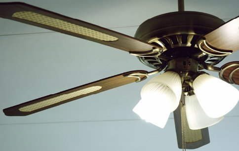 Local how to clean your ceiling fans quickly and easily ceiling fans have some good and bad qualities to them they provide a way to keep the air in a room fresh and to cool the house in the summer aloadofball Choice Image